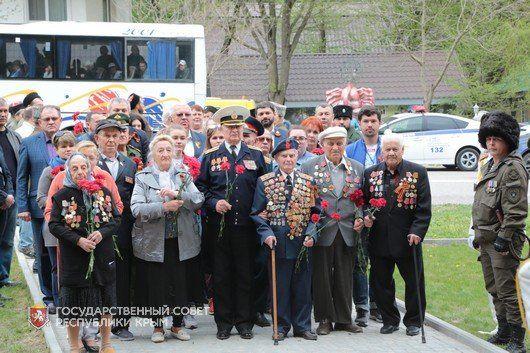 В Крыму почтили память подпольщиков на партизанской маевке