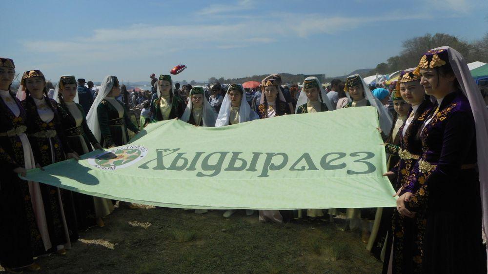 Феодосийцы приняли участие в Республиканских мероприятиях