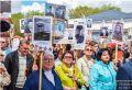 Более 15 тысяч человек прошли в Евпатории в «Бессмертном полку»
