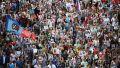 """В России в рядах """"Бессмертного полка"""" прошли более 10 млн человек"""