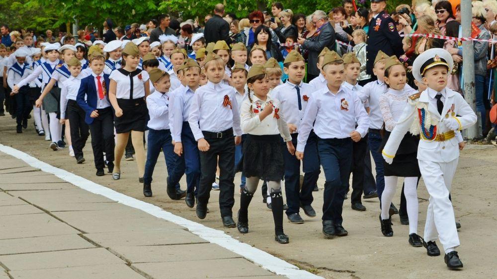 В Первомайском районе прошли торжества, посвященные 74-й годовщине Победы в Великой Отечественной войне