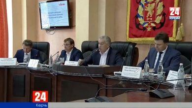 «Власти Керчи игнорируют поручения», - Глава Республики Крым Сергей Аксёнов