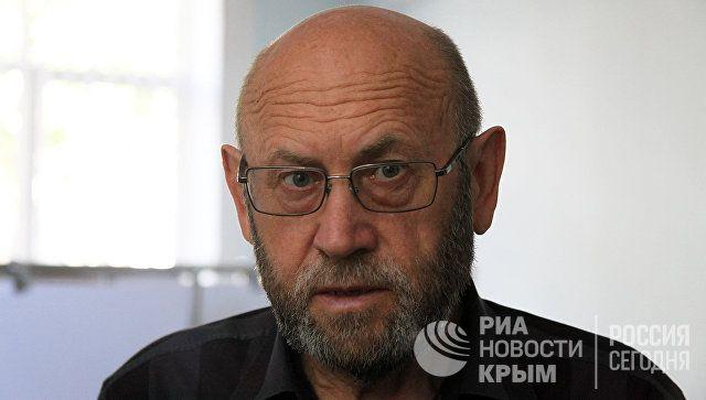 Умер глава севастопольской комиссии по проведению референдума 2014 года