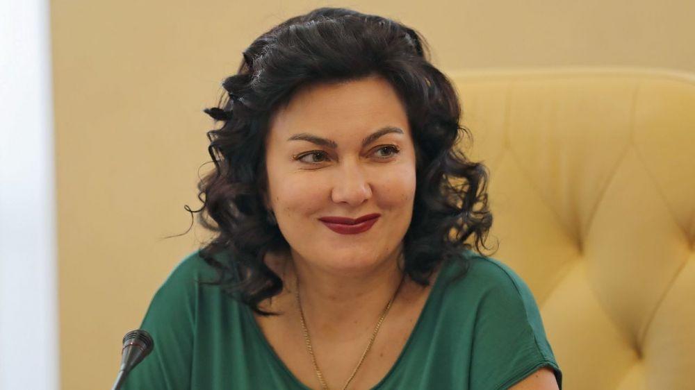 Поздравление Арины Новосельской с Международным днем музеев