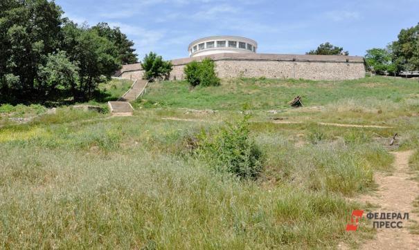 В Байдарской долине возле Севастополя исчезают озера?