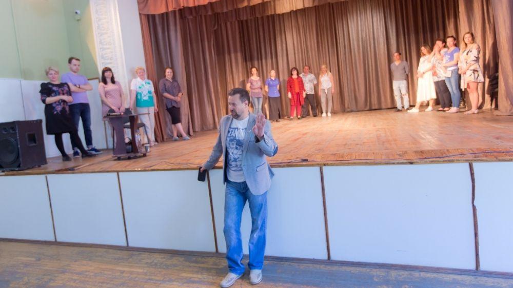 Центр народного творчества РК провел Республиканский семинар для режиссеров и организаторов культурно-массовых мероприятий