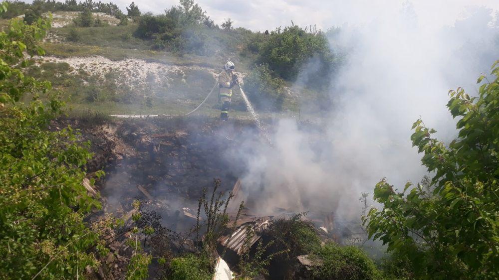 Сергей Шахов: В период пожароопасного сезона всем крымчанам необходимо уделить особое внимание пожарной безопасности!