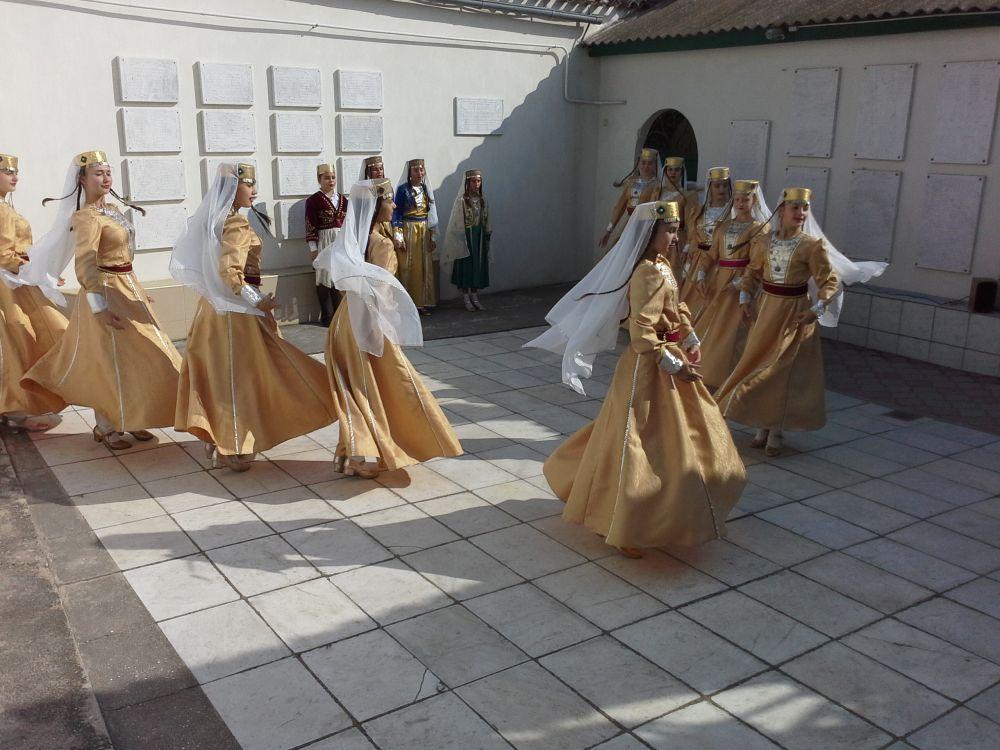 День памяти Хаджи Серайя Хана Шапшала пройдёт в крепости Джуфт Кале