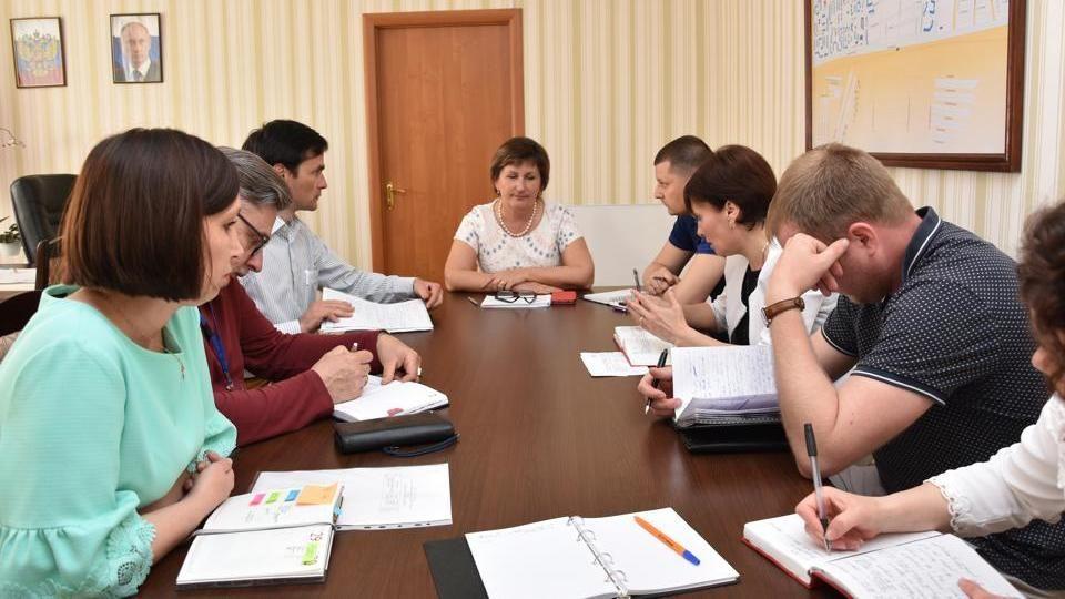 Состоялось рабочее совещание по подготовке и проведению мероприятий, посвященных Дню России