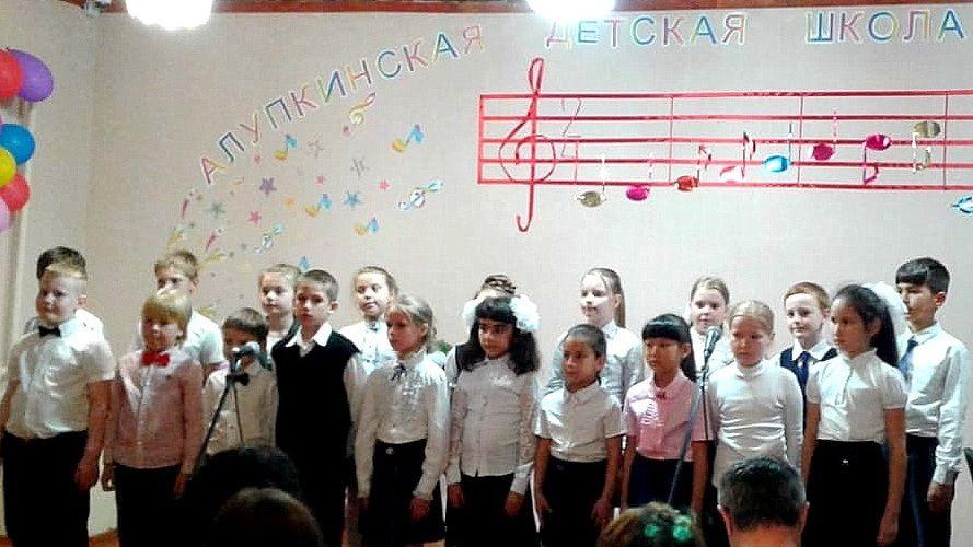 Юные жители Ялтинского региона продемонстрировали своё творчество