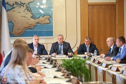 Избирательная комиссия Крыма – надежный, устойчивый институт власти республики, - Владимир Константинов