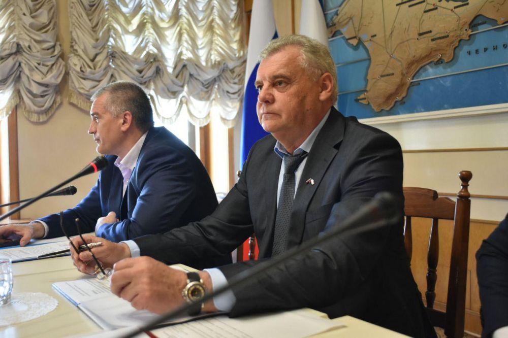 Малышев сохранил пост председателя Избиркома Крыма