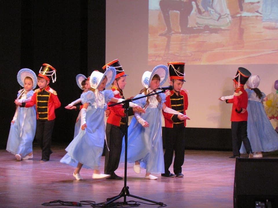 В Красноперекопске прошел фестиваль дошкольников «Как прекрасен этот мир»
