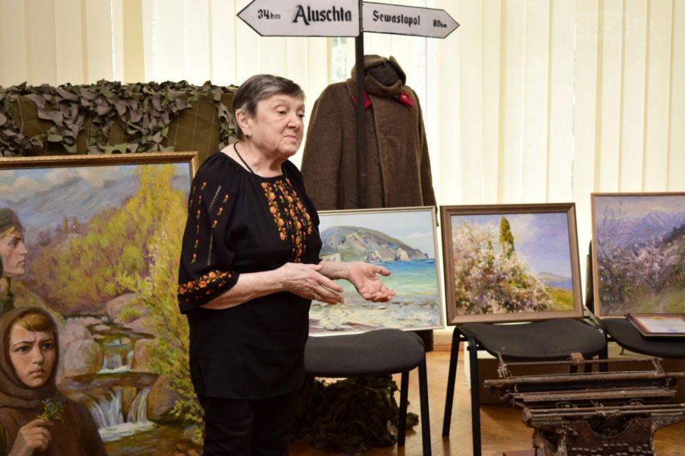 В Ялте впервые прошел «День дарения»: городской музей пополнился новыми экспонатами