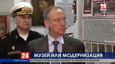 Легендарная тридцатая бронебашенная батарея в Севастополе может стать музеем