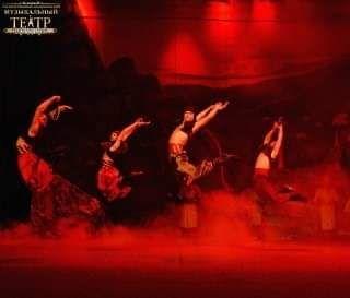 Госмузтеатр Крыма представит на «Боспорских агонах» балет