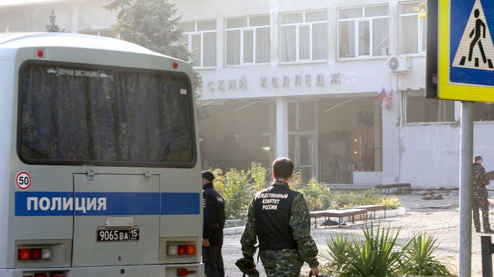 После трагедии в Керчи выводы были сделаны по всей стране, — Патрушев