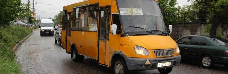 Госкомрегистр еще раз пожаловался властям Симферополя на маршрутки