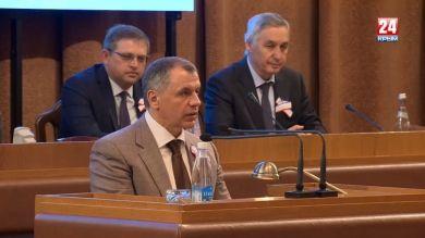 Торжественное собрание, приуроченное ко Дню Государственного Совета Республики Крым