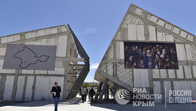 """""""Очень сильное оскорбление"""": крымские татары о подлоге фото депортации"""