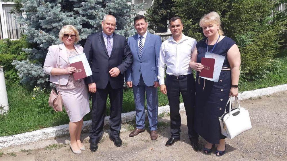 Первый поток госслужащих Крымфиннадзора прошли обучение в рамках ФЦП «Социально-экономическое развитие Республики Крым и г. Севастополя до 2022 года»