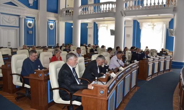 Депутаты Севастополя не смогли преодолеть два губернаторских вето