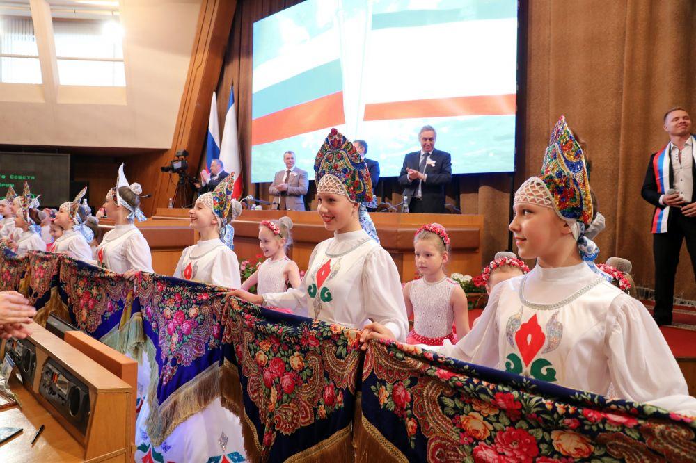 Парламент Республики Крым отмечает 5-летие