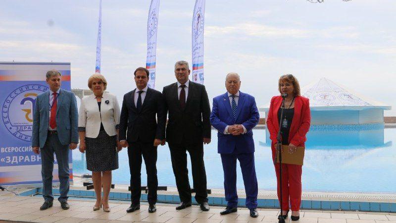 Александр Голенко: За год в здравницах Крыма за счет бюджета отдыхает около 25 тысяч детей