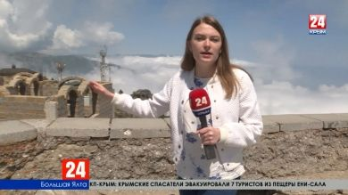 Самовольные постройки. Есть ли документы у владельцев кафе в селе Охотничье на плато Ай-Петри?