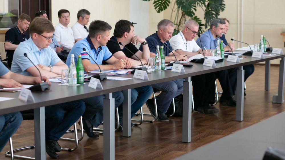 Министр транспорта РФ Евгений Дитрих посетил Республику Крым с рабочим визитом