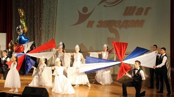 В Джанкойском районе состоялся фестиваль одаренных учащихся «Шаг к звездам»