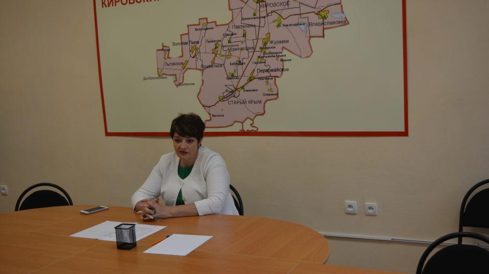 Елена Янчукова провела очередное рабочее совещание