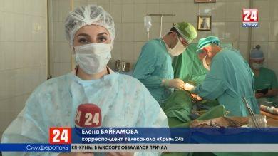 Сосудистое отделение больницы имени Николая Семашко получило новое оборудование на сумму более миллиона рублей