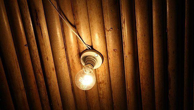 Энергосбой в Крыму: из-за нарушения без света оставались 22 тыс абонентов