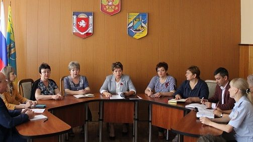 Алла Пономаренко провела очередное заседание Комиссии по делам несовершеннолетних и защите их прав