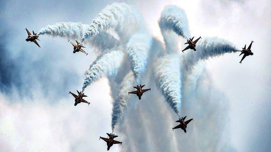 Торжественная церемония открытия «Авиадартса-2019» состоится на аэродроме под Феодосией