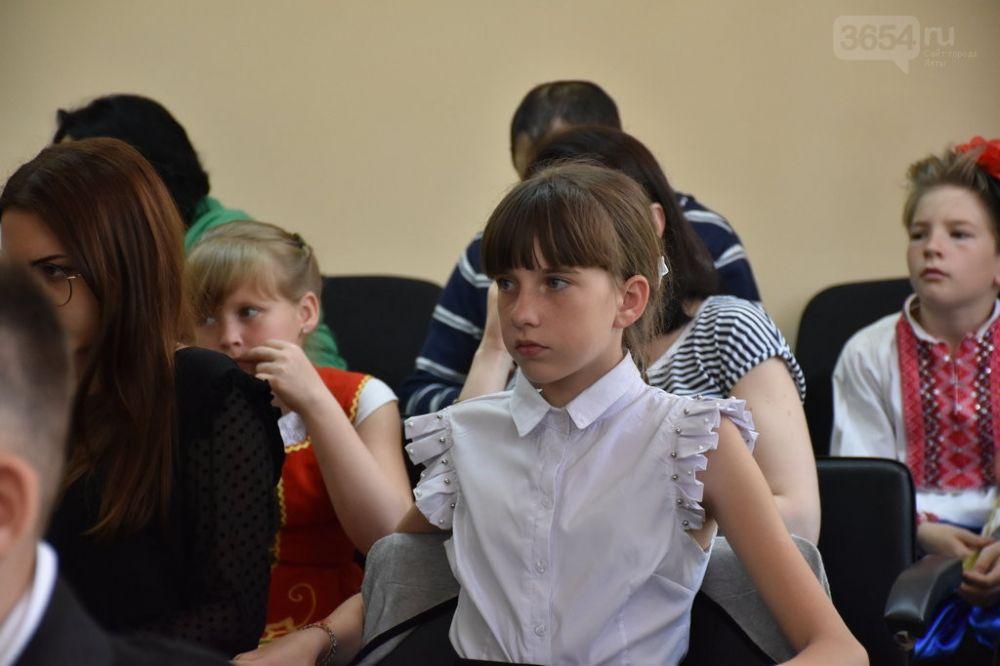 В Ялте прошел этап республиканского конкурса чтецов «Пушкинские строки»