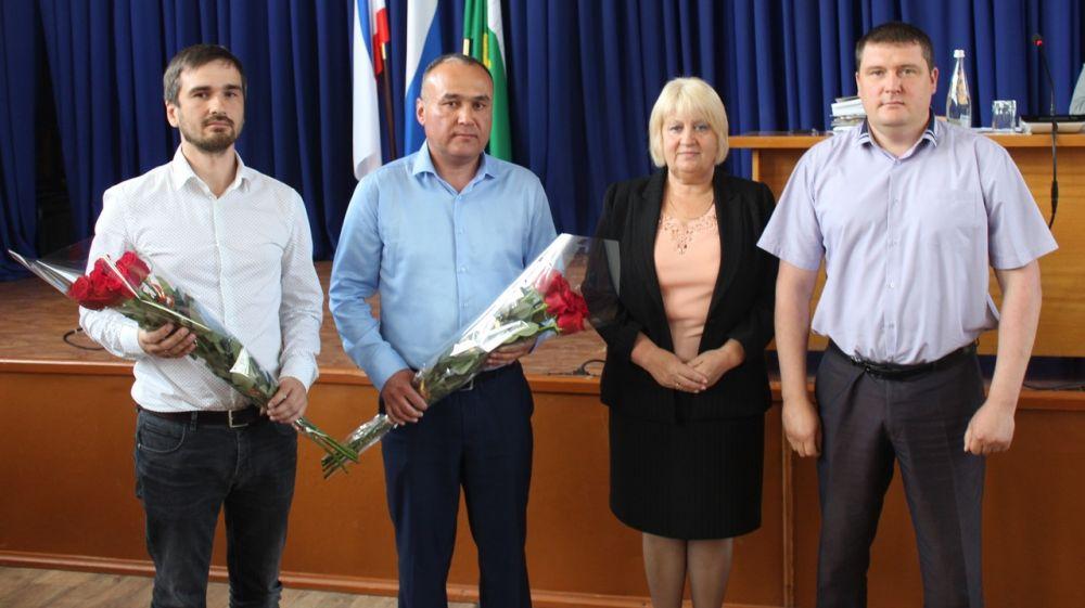 Депутатским корпусом согласованы кандидатуры заместителей главы администрации Белогорского района