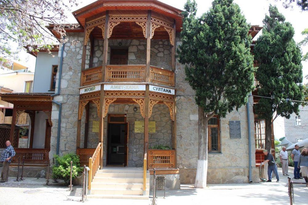 Музей Амет-Хана Султана в Алупке начал подготовку к 100-летнему юбилею летчика