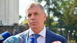 Спикер крымского парламента вспомнил первый визит иностранной делегации в Крым после референдума