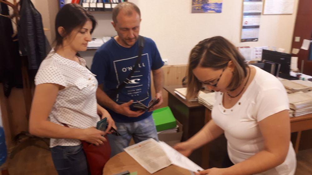В архивном отделе (муниципальном архиве) администрации состоялся день открытых дверей