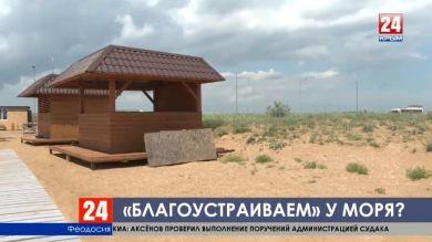 Отреставрировать и сохранить редкие растения. С какими проблемами крымские пляжи подошли к курортному сезону?