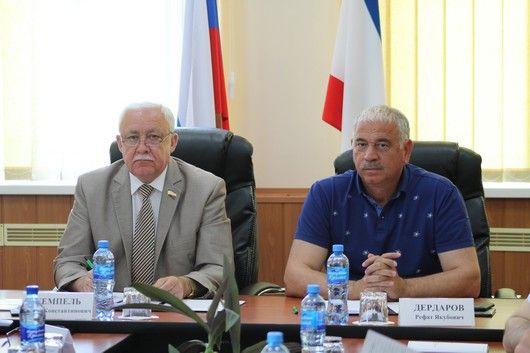 В Бахчисарайском районе прошло выездное заседание парламентского Комитета по межнациональным отношениям