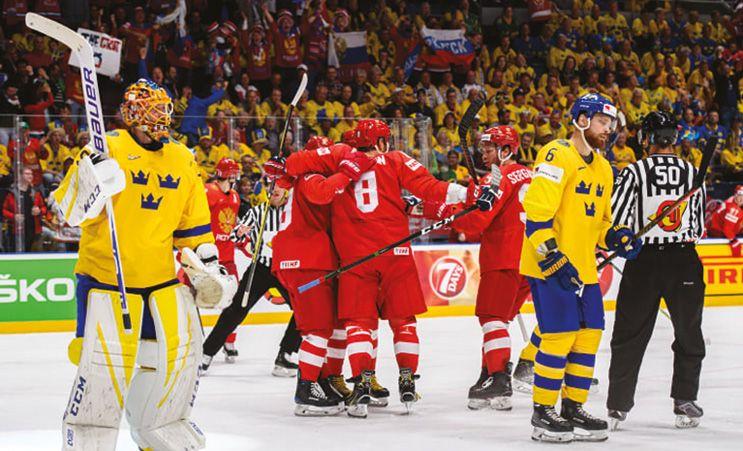 Игра сборной России на чемпионате мира – 2019 в Словакии не оставляет шансов соперникам