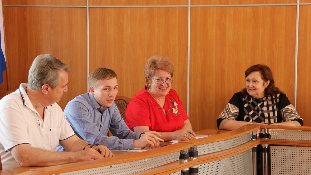 Произошли изменения в составе Общественного совета Феодосии