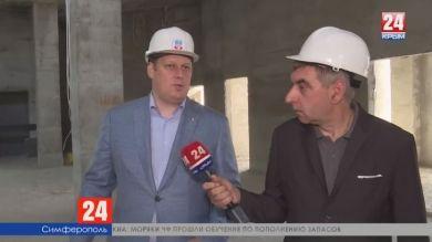 Новый театр кукол в Симферополе должен открыть двери уже в этом году. Как продвигается строительство?