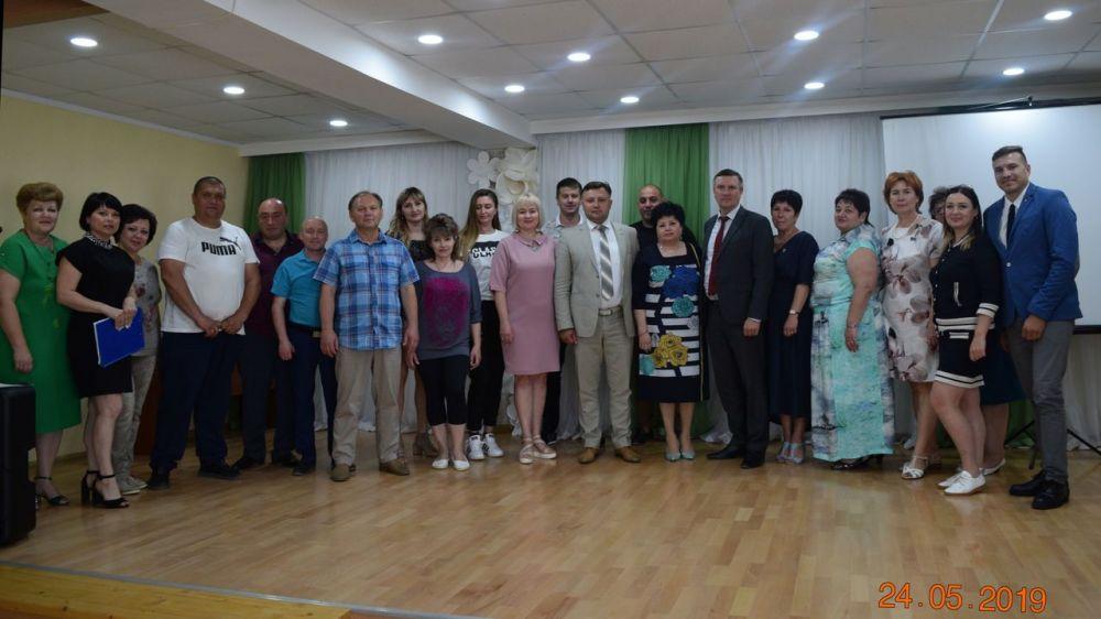 В Джанкое отметили День российского предпринимателя!