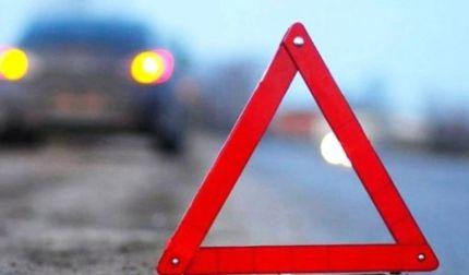 На трассе «Симферополь-Грушевка» дорогу не поделили три авто