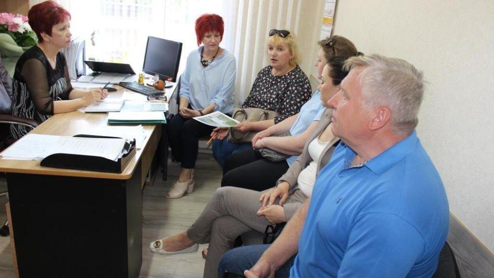 Светлана Исайкина провела очередное заседание комиссии по оказанию государственной социальной помощи на основании социального контракта
