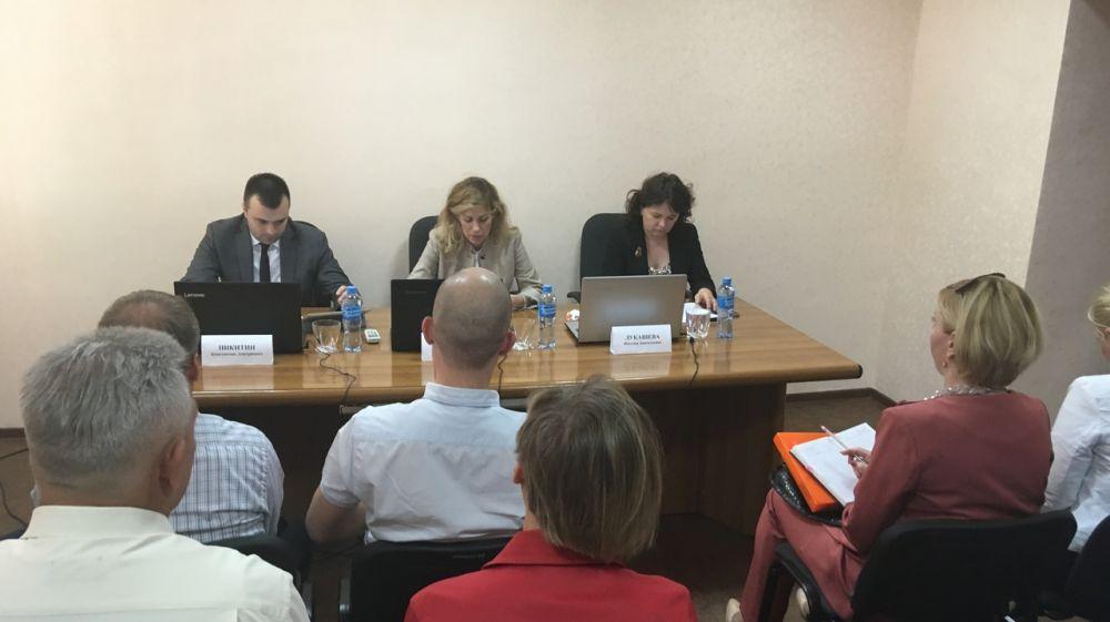 В Главном контрольном управлении города Севастополя прошло совещание на тему реформы контрольно-надзорной деятельности